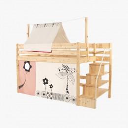 앤비 벙커 계단 침대