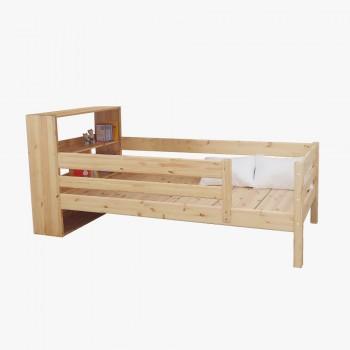 북케이스 1층 가드 침대