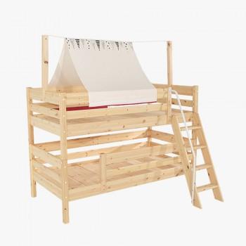 앤비 2층 사다리 침대