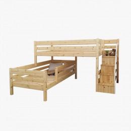 앤비 2층 크로스 계단 침대